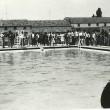 Inauguración de la piscina